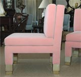 Pair of John Dickinson Side Chairs thumbnail 5