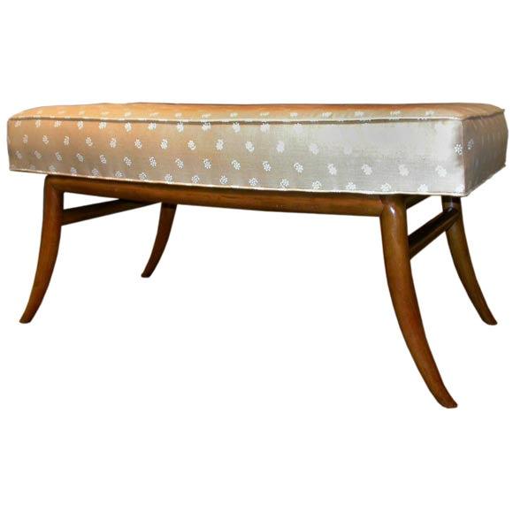 klismos leg bench ~ bench with klismos legs designed by th robjohngibbings