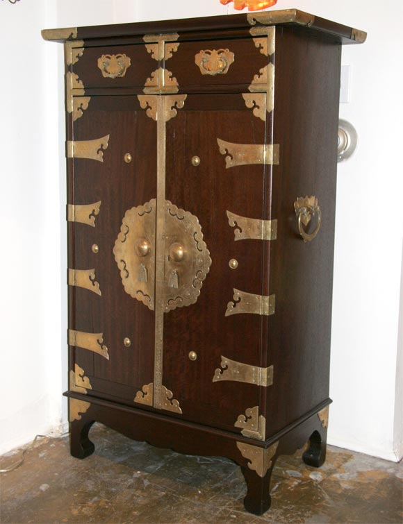 Cabinet of Campherwood and Brass 2