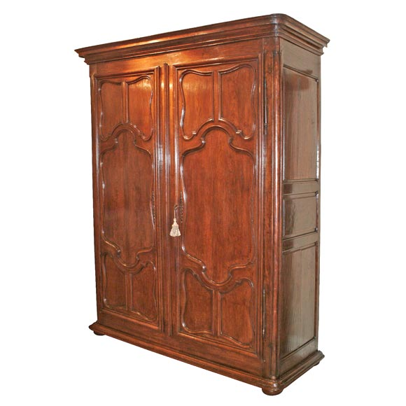 louis xiii armoire at 1stdibs. Black Bedroom Furniture Sets. Home Design Ideas