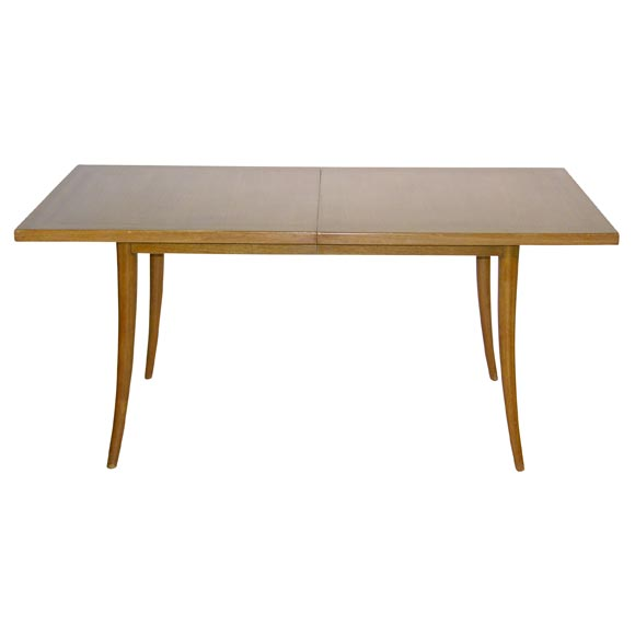 Sabre Leg Dining Table by Harvey Probber