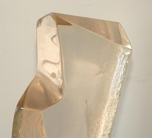 Midcentury Acrylic Sculptures For Sale 2