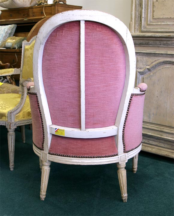 Louis XVI Bergere For Sale 1
