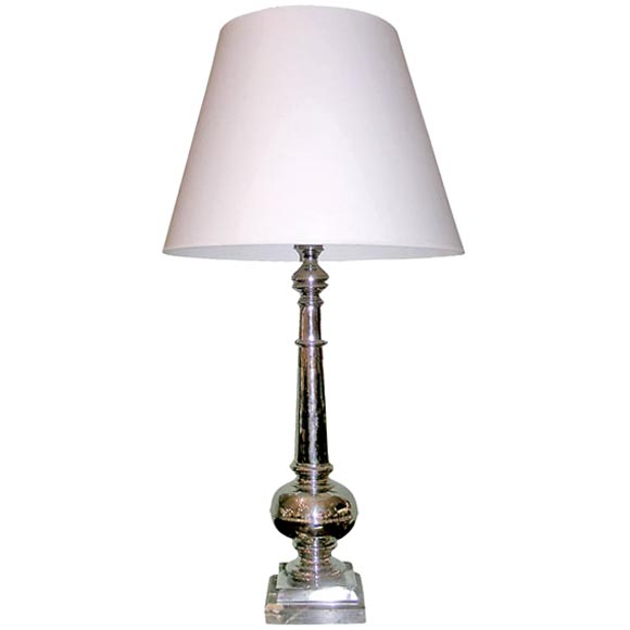 this mid century nickel table lamp with marble base is no longer. Black Bedroom Furniture Sets. Home Design Ideas