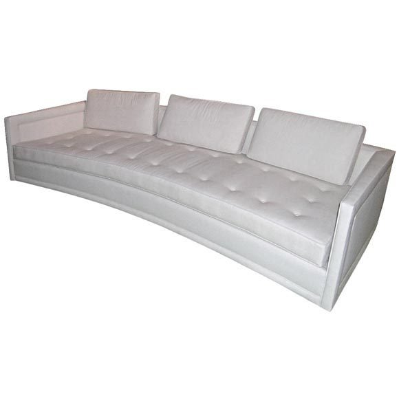 NEW Made To Order Curved Sofa