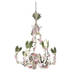 Passementrie French Chandelier