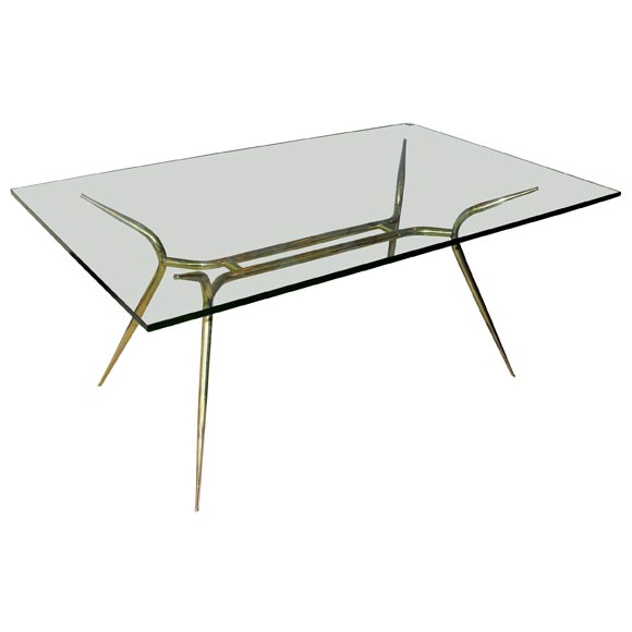 Table by Ceasare Lacca and Fontana Arte