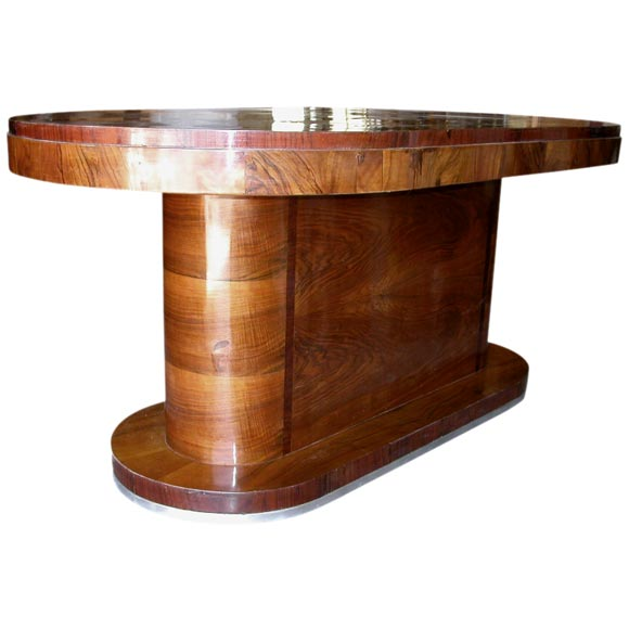 Italian 40s Walnut Veneer Table at 1stdibs : xDSCN8590 from www.1stdibs.com size 580 x 580 jpeg 28kB
