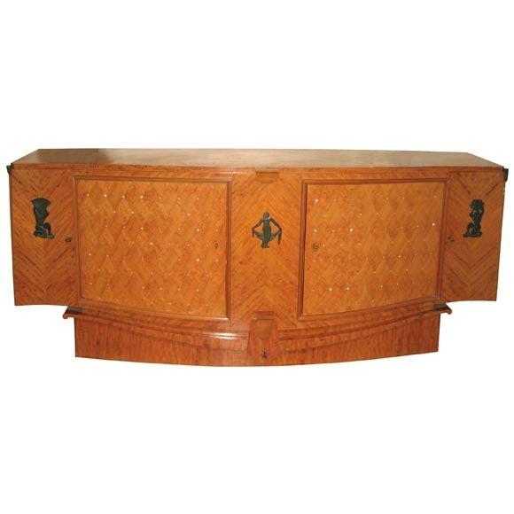 Lemon Wood Furniture ~ Lemon wood s buffet at stdibs