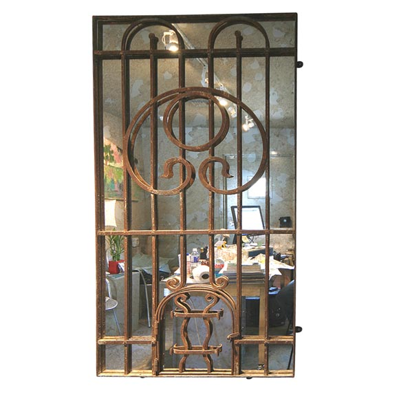 Large Wrought Iron Wall Art