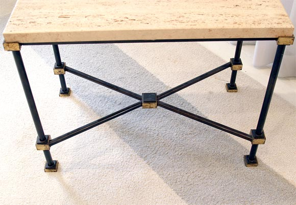 Gilt Bronze Side Table 6