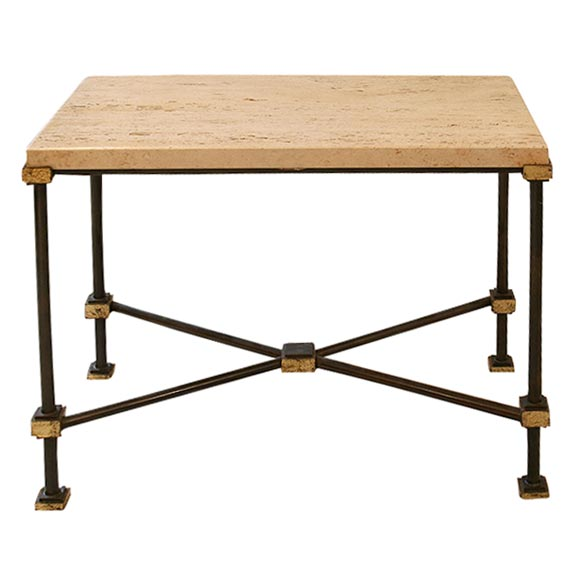 Gilt Bronze Side Table 1