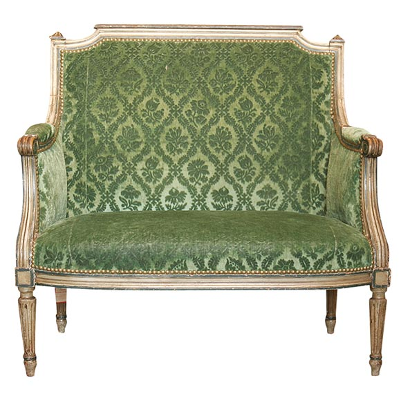 19th C Painted Marquis At 1stdibs