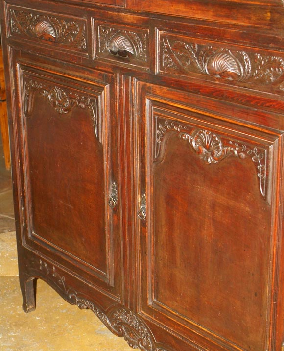 19th century rare kitchen food storage cabinet from for 19th century kitchen cabinets