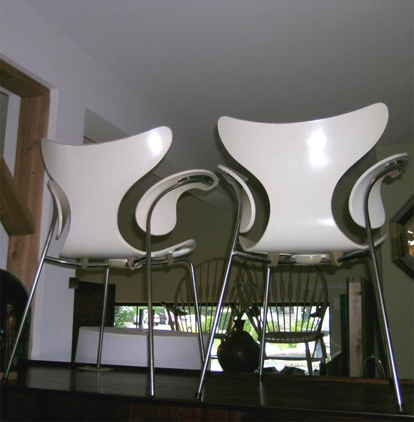 Arne Jacobsen Chairs 6