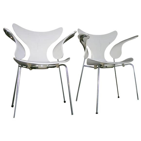 Arne Jacobsen Chairs 1