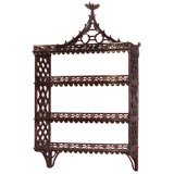 Chippendale Hanging Shelf