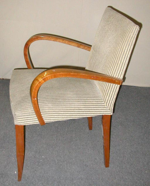Set Of 4 Dakota Jackson Dining Chairs At 1stdibs