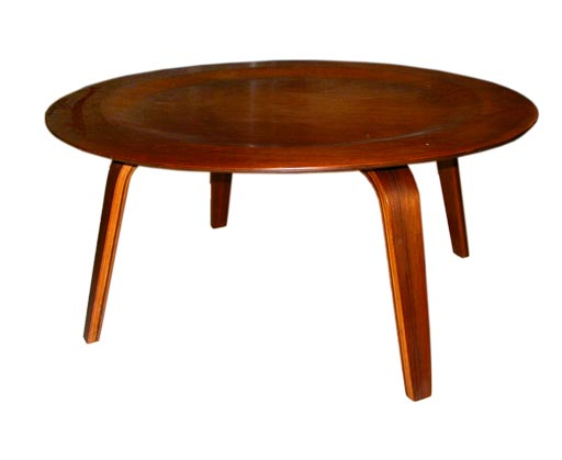 Charles Eames Wood Table At 1stdibs