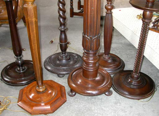 English antique wood floor lamps at 1stdibs english antique wood floor lamps 2 aloadofball Gallery