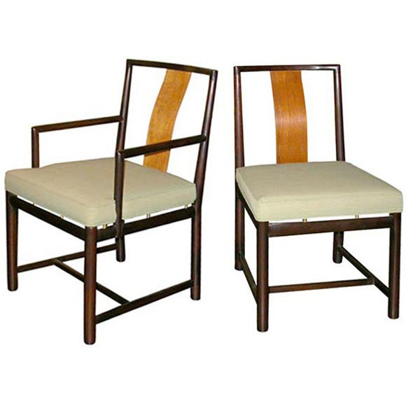 Set Of 10 Dining Chairs By Baker At 1stdibs