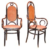 Two 19th Century Armchairs