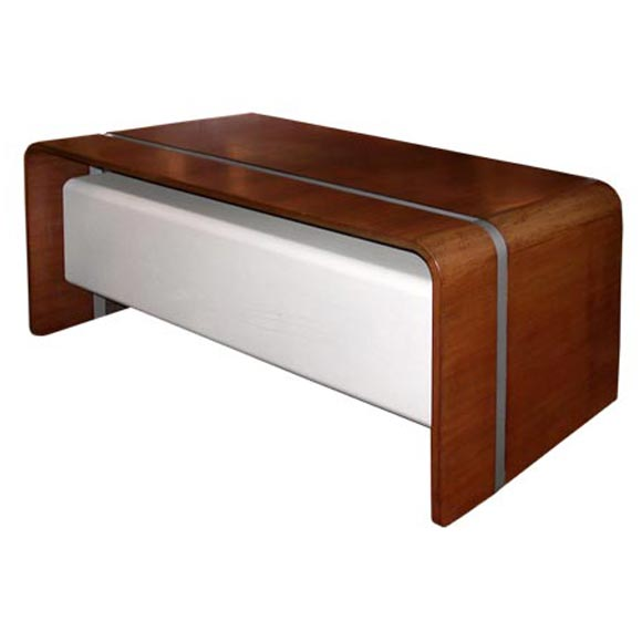 MICHEL BOYER DESK FOR MOBILIER NATIONAL 1