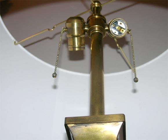 Pair of Classic Modern Jugendstil Table Lamps For Sale 3