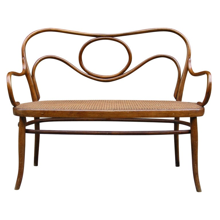 1900 Thonet Sofa At 1stdibs
