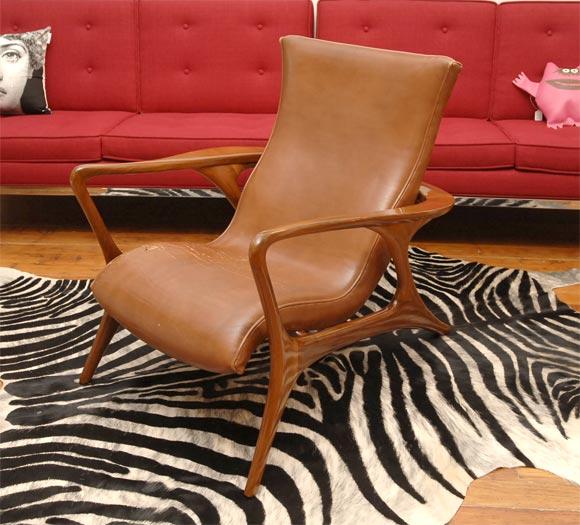 Vladimir Kagan Contour Chair 2