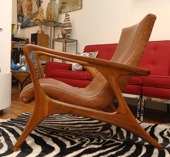 Vladimir Kagan Contour Chair 3