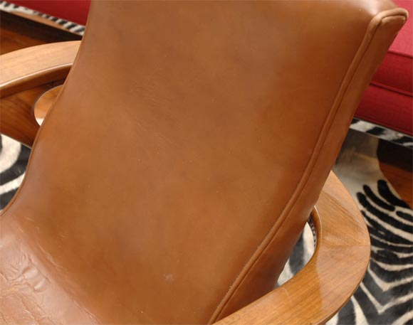 Vladimir Kagan Contour Chair 7