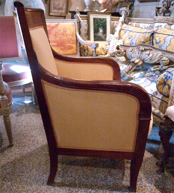 Restoration Period Bergere At 1stdibs