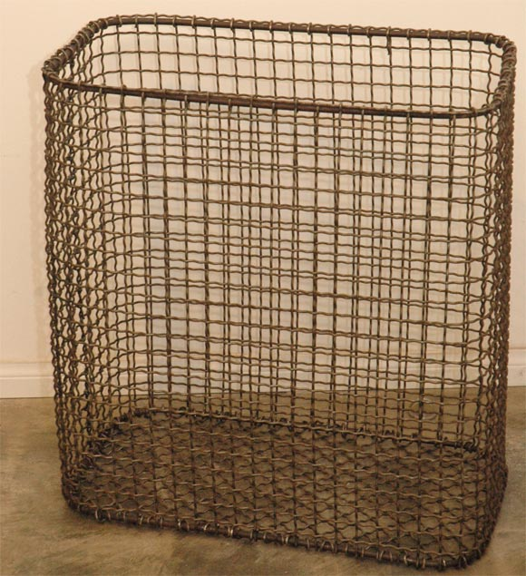 JW Large Wire Basket 2