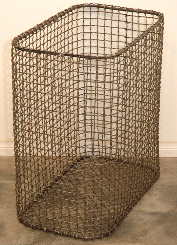 JW Large Wire Basket 6