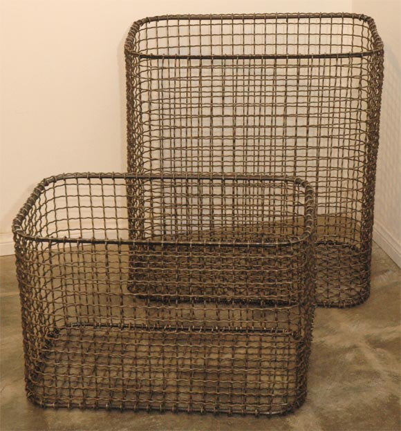 JW Large Wire Basket 9