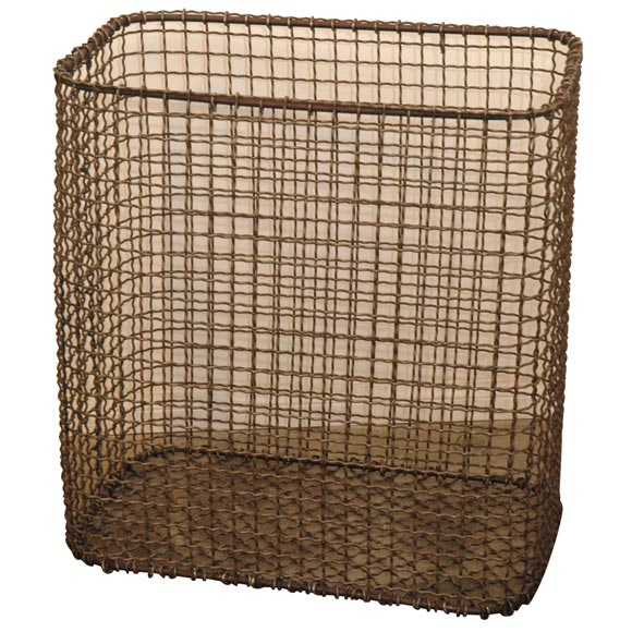 JW Large Wire Basket 1