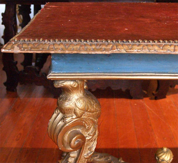 17th Century, Italian Console Table In Good Condition For Sale In New Orleans, LA