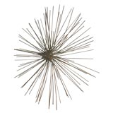 A remarkable French Starburst Wall Sculpture