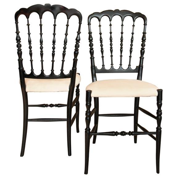 scallop chair eBay