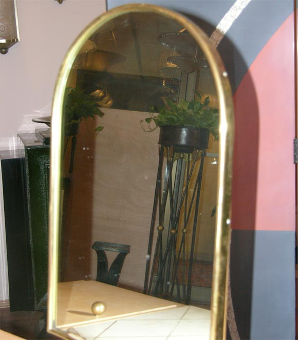 Sycamore Rare Art Deco Vanity by Maxime Old For Sale