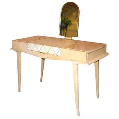 Rare Art Deco Vanity by Maxime Old