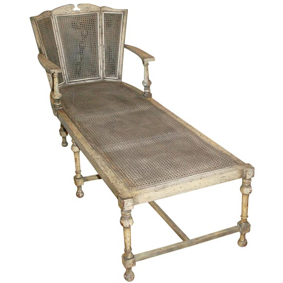 Napoleonic decorative chaise lounge at 1stdibs for Chaise decorative
