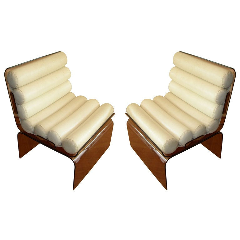 Two 1970s Armchairs At 1stdibs