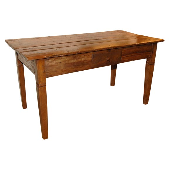 Large Spanish Colonial Table At 1stdibs