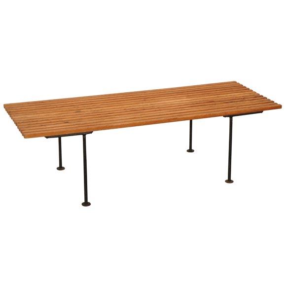 California Modern Bench 1