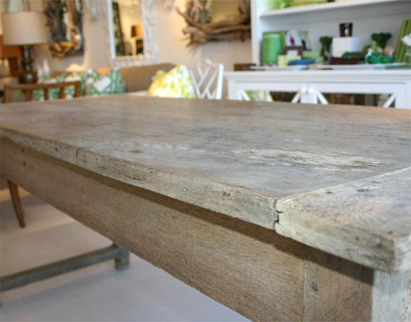Antique French Bread Table At 1stdibs
