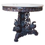 Burmese Center Table