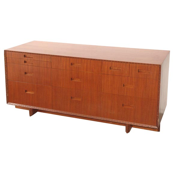 Frank Lloyd Wright Dresser At 1stdibs
