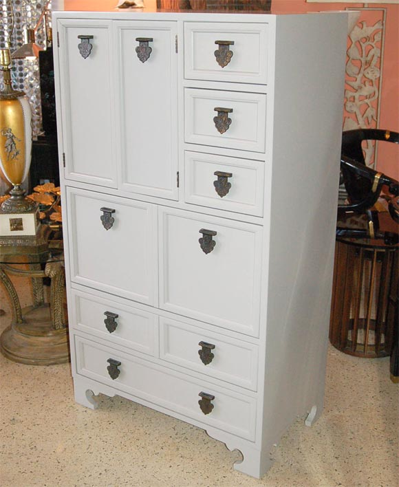 70 39 s tansu style chest by century at 1stdibs for Furniture 70s style